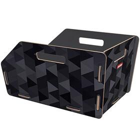 KlickFix Wheel crate 1 Bike Basket Fix brown/black